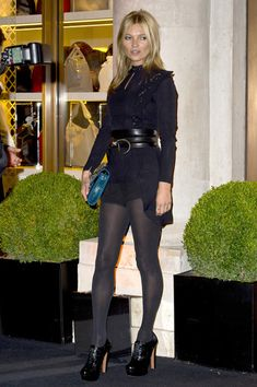 Kate Moss - Longchamp Regent Street Grand Opening Party - Arrivals