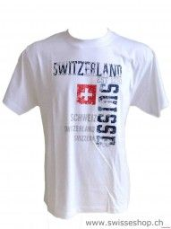T-Shirt SWITZERLAND EST. 1921 / This T-Shirt is very simple. For each Swiss fan a great gift.