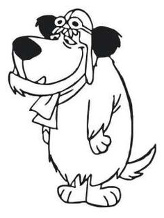 hanna barbera coloring pages - photo#46