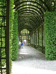 Queen's Garden. Paleis Het Loo. Apeldoorn, The Netherlands.