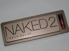 Urban Decay Naked 2 Palette Review and Giveaway !!