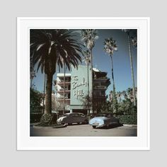 Beverly Hills Hotel | Galerie Prints