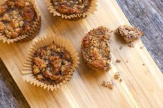 Banana Snack Muffins for Baby (Paleo, No Added Sugar) | Detoxinista
