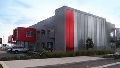 DaVinci Office Park. Danpalon 16mm. Arquitectos: De Luca Corporation