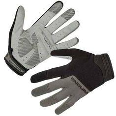 78fa8056428 ENDURA Hummvee Plus Glove II: Khaki - XS - Tough stretch rib mesh backhand  panels