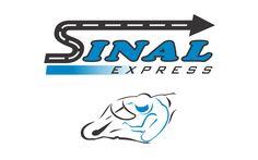 Logomarca para Sinal Express. Segmento: entregas rápidas