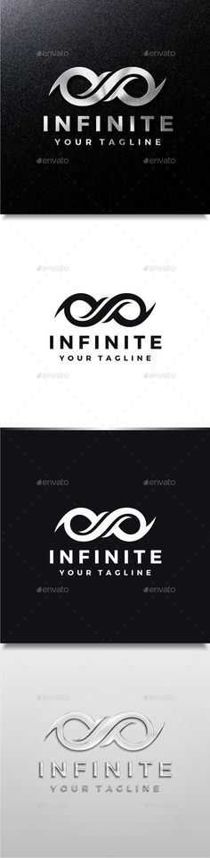 Infinite / Infinity Logo Template PSD, Vector EPS, AI. Download here: http://graphicriver.net/item/infinite-infinity-logo/11111984?ref=ksioks