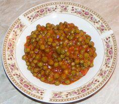 Mancare de mazare Chana Masala, Food Inspiration, Romania, Cooking, Healthy, Ethnic Recipes, Romanian Recipes, Kitchen, Health