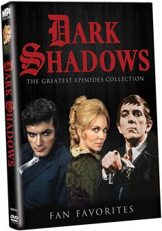 Dark Shadows Greatest Episodes Collection: Fan Favorites - MPI Home Video
