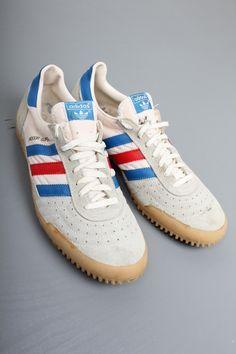 Vintage Adidas Indoor Super Trainers (10)  Hallo, verkaufst Du mir diese???