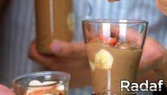 Recetas de Mousse de plátano y chocolate
