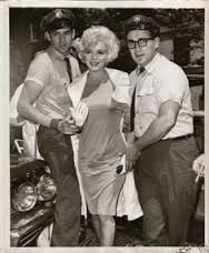 Image result for marilyn monroe hospital