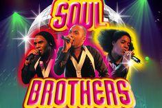 Soul Brothers - do. 7 januari 2016 in Schouwburg Amphion