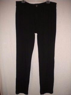 "Gloria Vanderbilt Size 14 X 30"" Inseam Black Payton Womens Career Pants…"