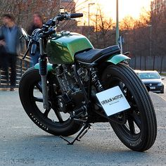 XS400 by Urban Motor | Bike EXIF