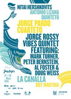 Programa Festival Jazzvejer