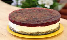 Lithuania Food, No Bake Cake, Sweet Recipes, Food To Make, Biscuits, Sweet Treats, Cheesecake, Deserts, Cooking Recipes