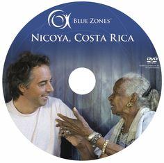 Nicoya, Costa Rica - Blue Zones DVD