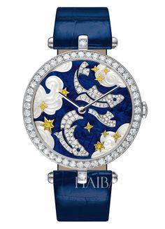 星座系列非凡腕錶Vancleef & Aprels