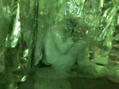 Amazing Alien abduction video .