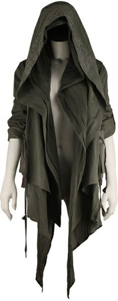 post apocalyptic jacket diy - Google Search