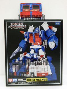 TAKARA TOMY Transformers Masterpiece MP-22 ULTRA MAGNUS figure + EXCLUSIVE COIN #TAKARATOMY