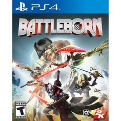Sony PlayStation 4 Battleborn Video Game