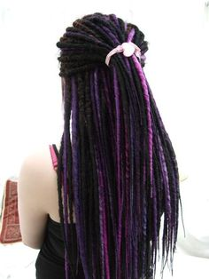 SYNTHETIC DREADS | Synthetic dreads