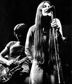 Donna Jean Godchaux - Grateful Dead