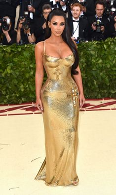 Holy Chic! The Most Divine Looks From The Met Gala Red Carpet+#refinery29