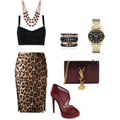 A fashion look from September 2015 featuring Dolce&Gabbana tops, Altuzarra skirts и Jessica Simpson sandals. Browse and shop related looks.
