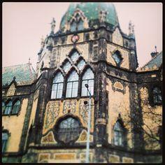 Iparművészeti Múzeum itt: Budapest, Budapest