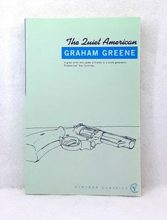The Quiet American by Graham Greene, introduction Zadie Smith vintage paperback The Quiet American, Zadie Smith, Alec Guinness, Graham Greene, Vintage Classics, Writer, Writers, Authors
