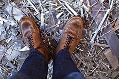 Alden Indy Boots