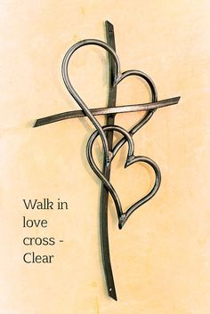 The Walk In Love Cross