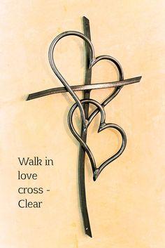 The Walk In Love Cross
