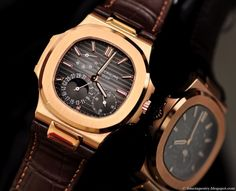 Nice and rare Patek Philippe - Nautilus 5712R