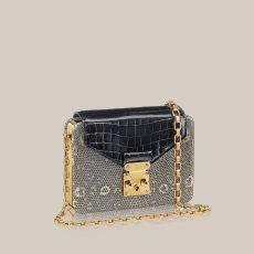 Minaudière Coffre via Louis Vuitton