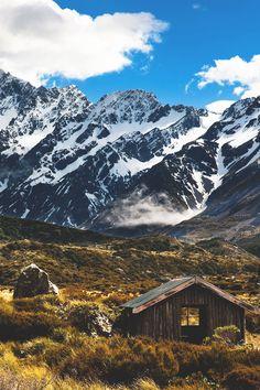 Mt. Cook, New Zealand | Luke Sergent