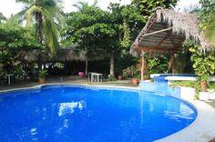 hotel karahe pool   - Costa Rica