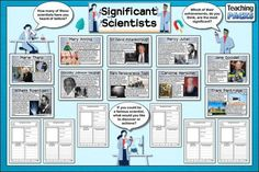 Investigate significant scientists from around the world with our bumper pack! It includes posters to use for reference and display, templates for your children to record information about other scientists, and more!