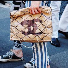 Eco Chanel bag
