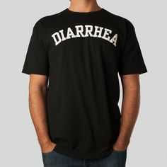 http://www.upperplayground.com/collections/mens-t-shirts/products/diarrhea-mens-t-shirt-black