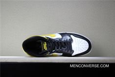 e93ef6dadbefb3 Jordan Air Super AAJ1 Aj1 1 Yellow Ochre SKU 555088-109 Yellow Toes Outlet