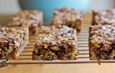 Chocolate Chunk Toffee Bars