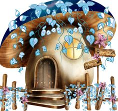ForgetMeNot: Mushrooms