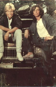 Modern Talking , their music rock my world and shape my feels