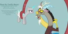 MLP Base 276 - Discord has his own My Little Pony! by ShiiBases on DeviantArt My Little Pony Comic, My Little Pony Drawing, Oc Base, Free Base, Character Base, Mlp Pony, Fashion Design Drawings, Drawing Base, Learn To Draw
