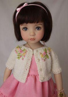 Little girl art doll...