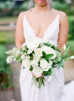 Elegant Blush & Ivory Sydney Wedding via Magnolia Rouge